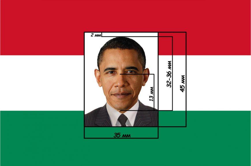 Фото на визу Венгрия