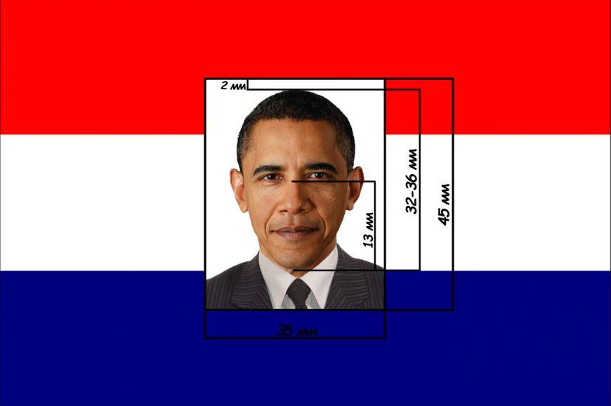 фото на визу Голландия (Нидерланды)