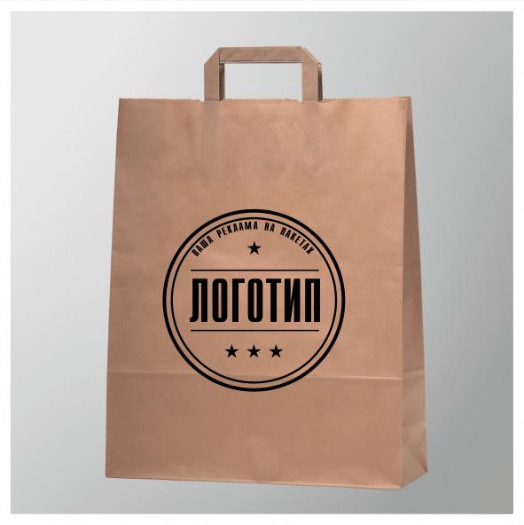 Пакет бумажный изготовление