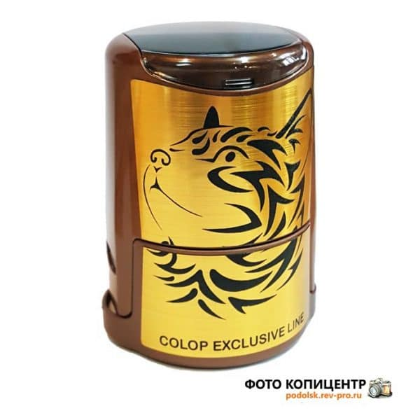colop cat gold