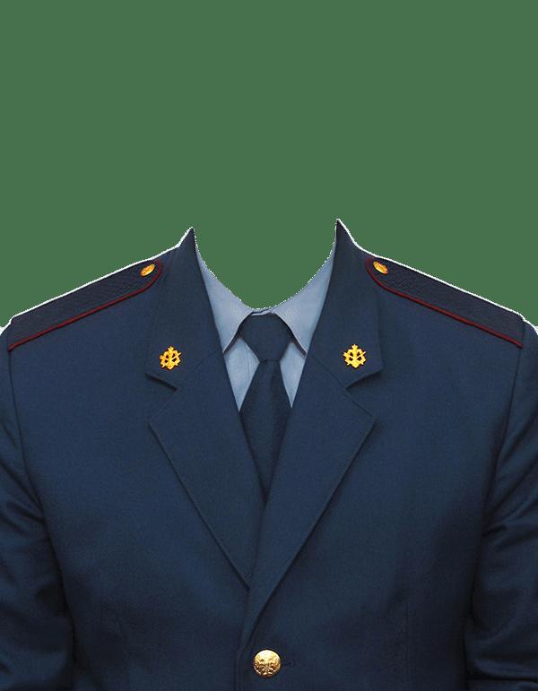 фото на документы в форме рядового ФСИН