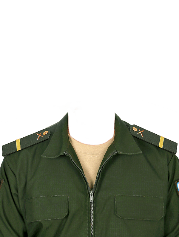 замена одежды на форму ефрейтора