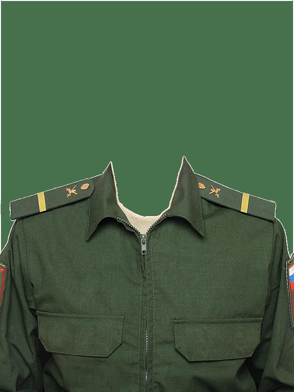 замена одежды на военную форму ефрейтора
