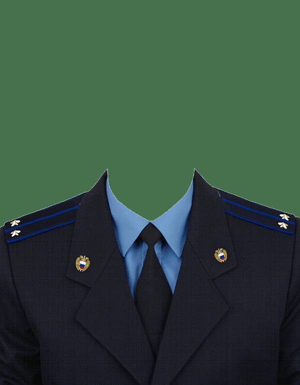Форма лейтенанта ФСО