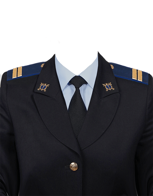 фото на документы в форме младшего сержанта юстиции