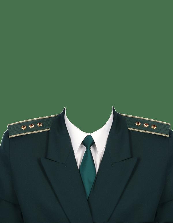 фото на документы в форме старшего прапорщика таможенной службы