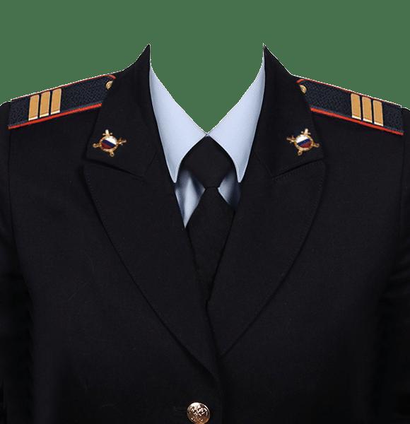 замена одежды на форму сержанта внутренней службы
