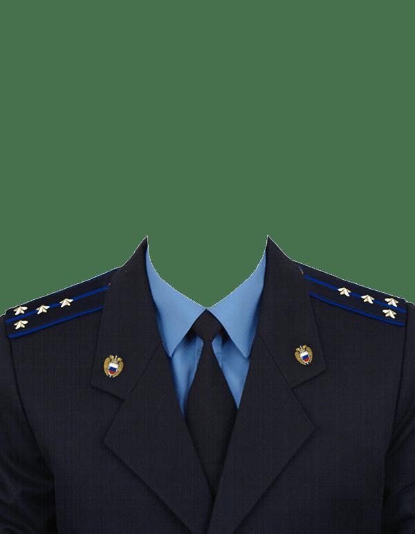 Форма капитана ФСО