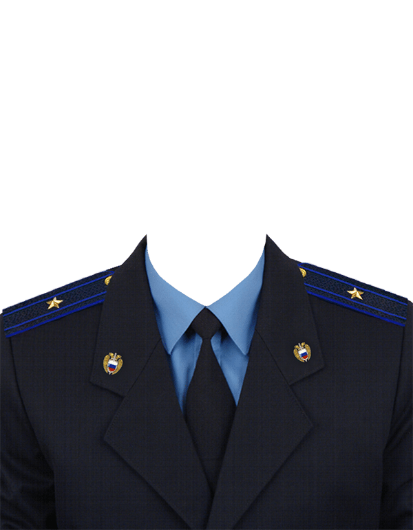 фото на документы в форме майора ФСО