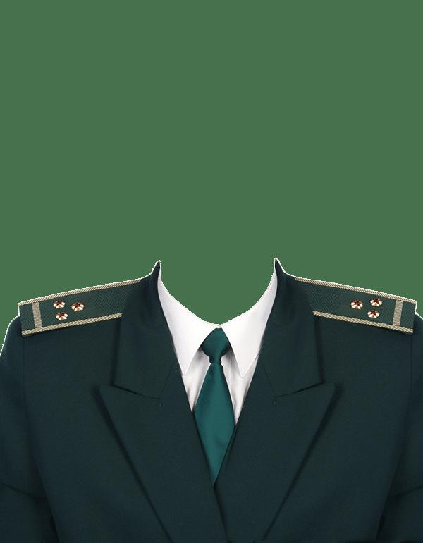 Форма старшего лейтенанта таможенной службы