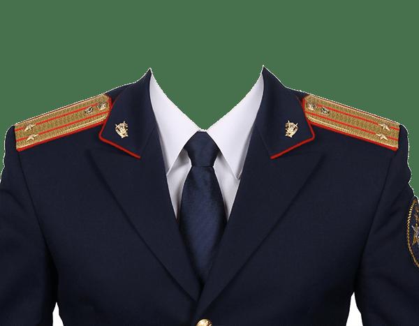 фото на документы в форме подполковника следственного комитета