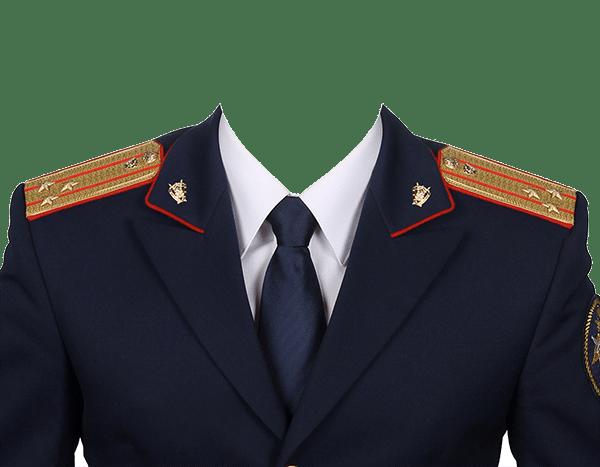 фото на документы в форме полковника следственного комитета