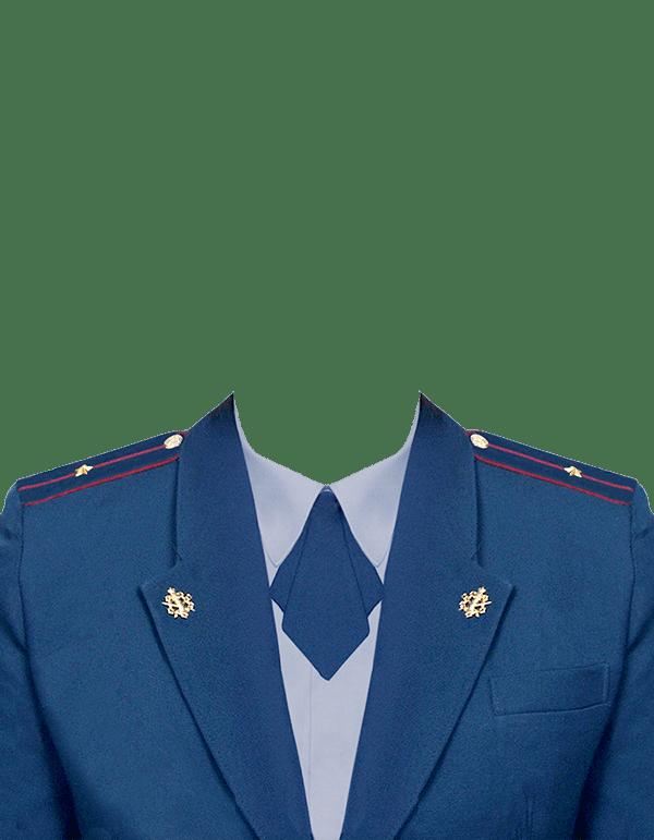 фото на документы в форме младшего лейтенанта ФСИН