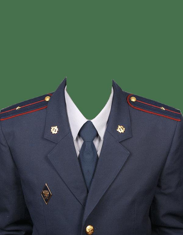 Форма младшего лейтенанта ФСИН
