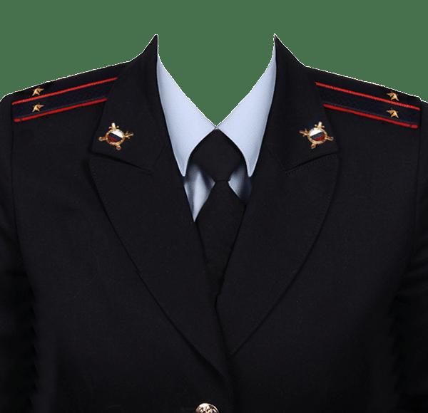 фото на документы в форме лейтенанта внутренней службы
