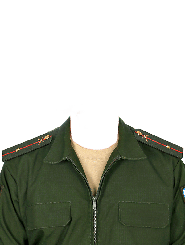 фото на документы в форме младшего лейтенанта