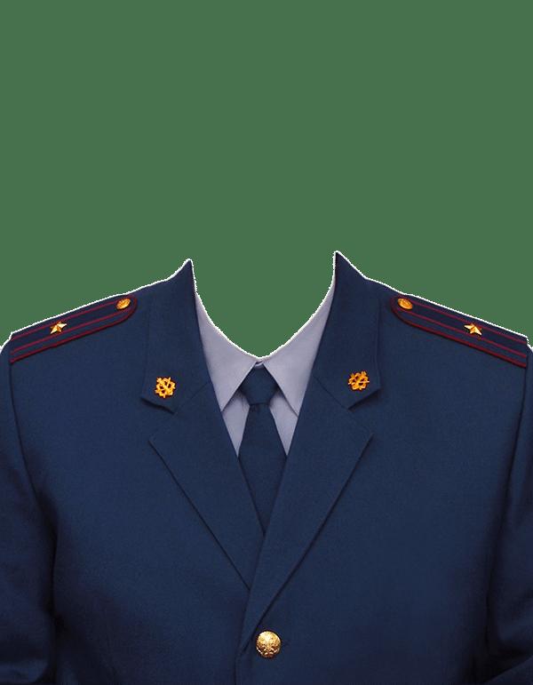 фото на документы в форме майора ФСИН