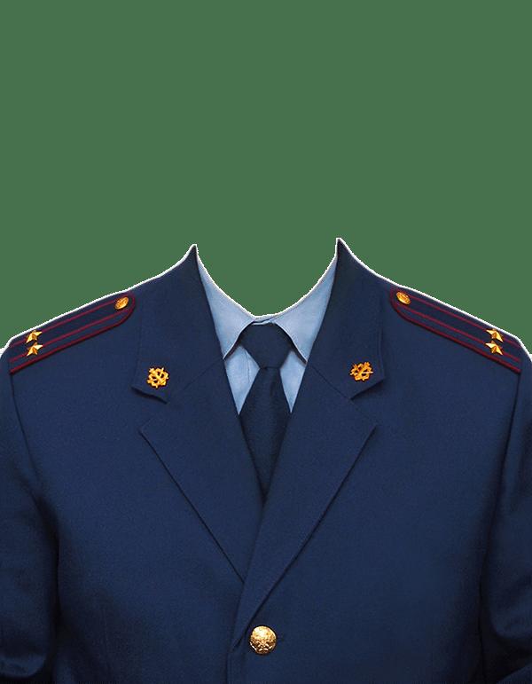 Форма подполковника ФСИН