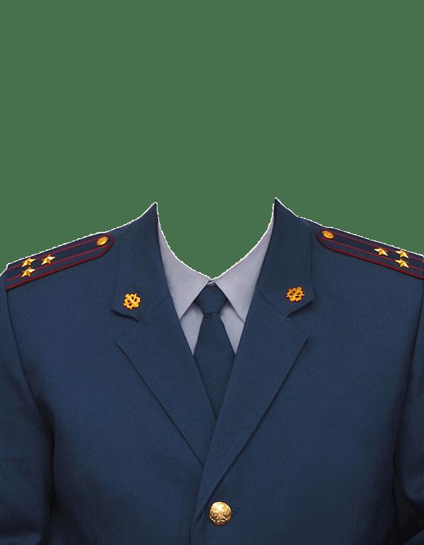 фото на документы в форме полковника ФСИН