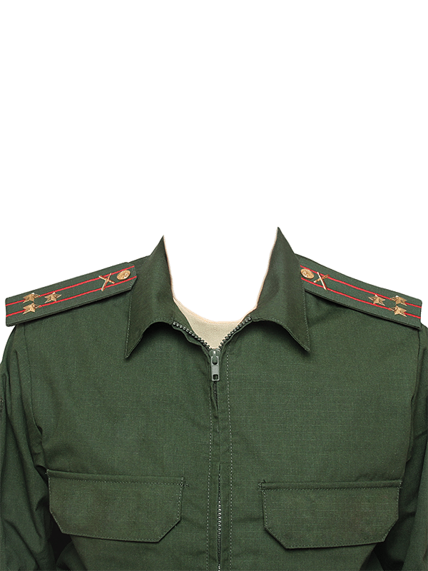 фото на документы в форме полковника