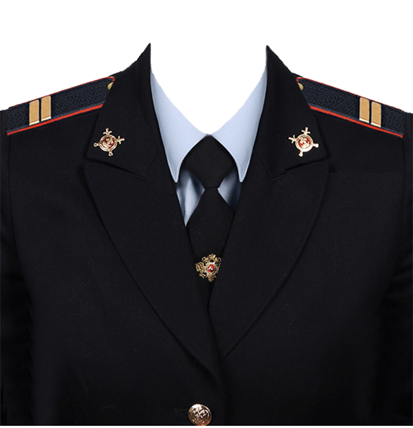 фото на документы в форме младшего сержанта полиции