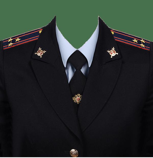 фото на документы в форме полковника полиции