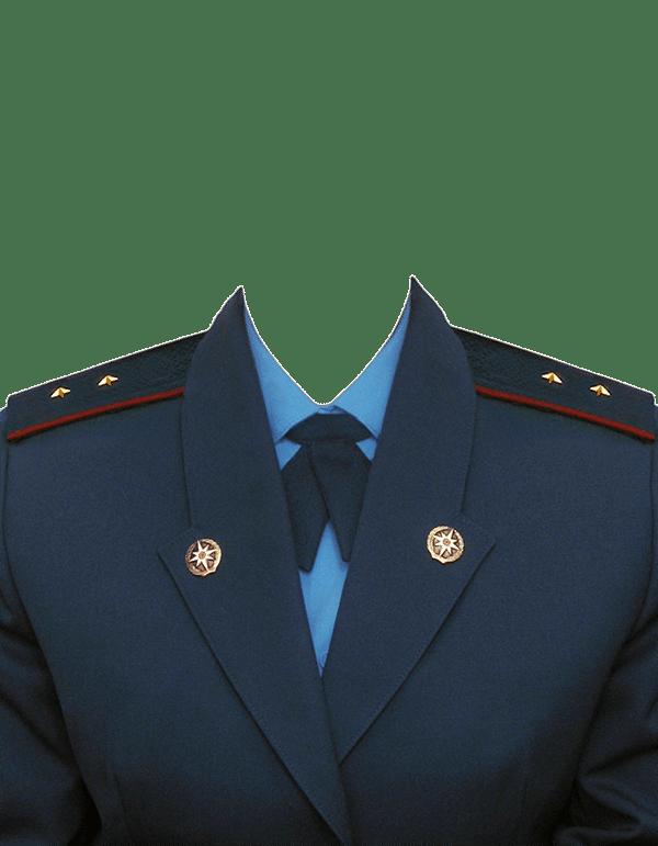 замена одежды на форму прапорщика МЧС