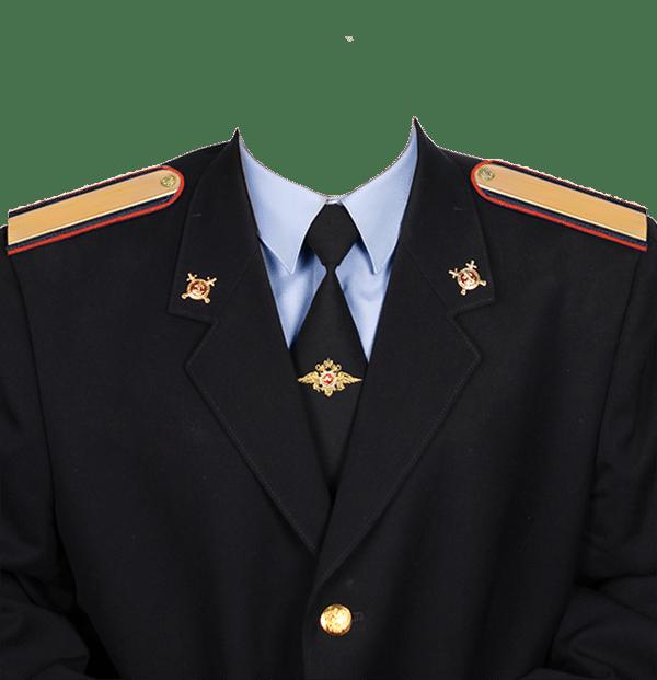 фото на документы в форме старшины полиции
