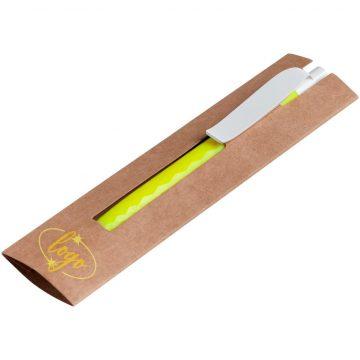 Крафтовый чехол для ручки с логотипом