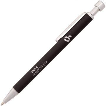 Ручка металлическая с логотипом