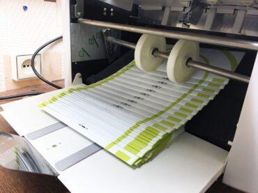 Изготовление буклетов
