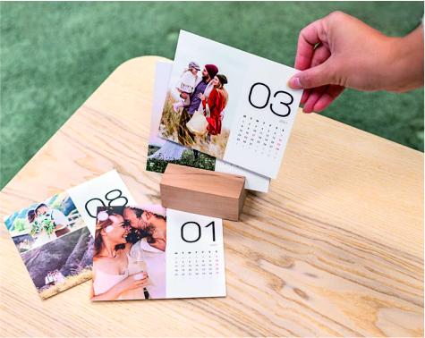 Эксклюзивный календарь