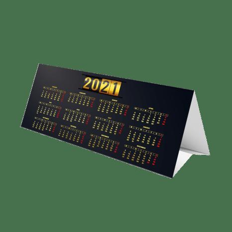 Пример настольного календаря